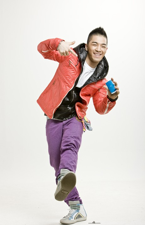 Taeyang for Cyon (3/09)
