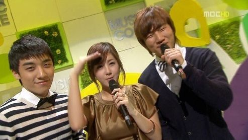 Solbi on Music Core (3/14)
