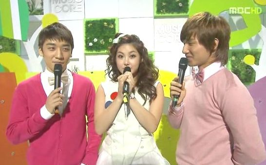 Solbi on Music Core (3/21)
