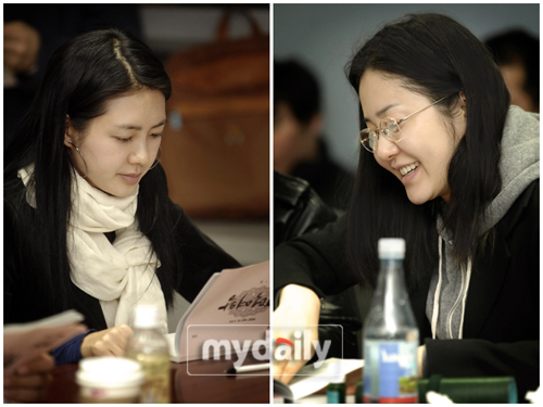 Queen Seondeok - Lee Yo Won & Go Hyun Jung