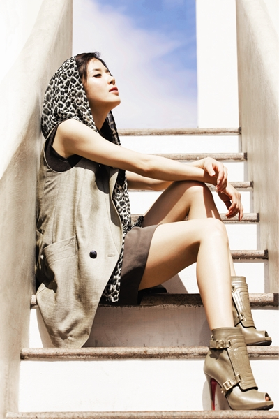 Lee Bo Young for Yessica, Summer '09