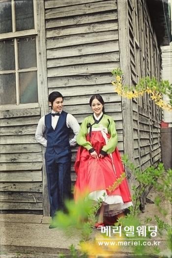 Jung Tae Woo & Chang In Hee
