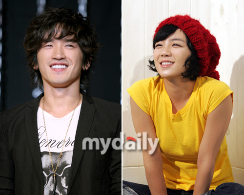 Lee Min Woo, Amy