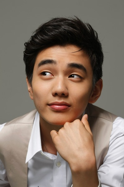 Yoo Seung Ho for Choco Heim