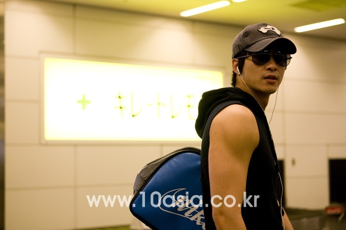 Kang Ji Hwan on 10asia (7/8/09)