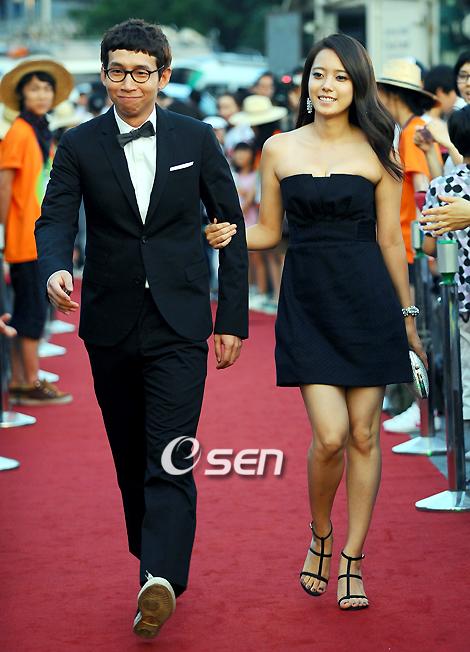 Bong Tae Kyu & Yoo Joo Hee