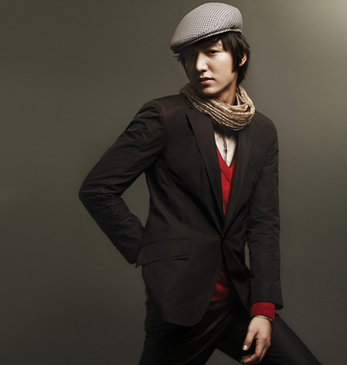 Lee Min Ho for Trugen, Fall '09