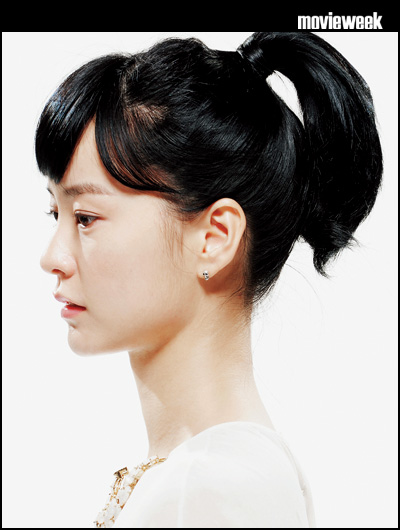 Jung Yu Mi in MovieWeek (7/17/09)