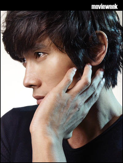 Lee Byung Hun in MovieWeek (7/31)